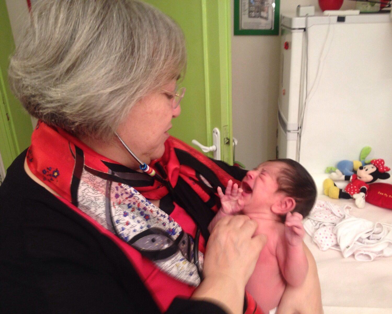 Yeni Doğan Bebeğin İlk Muayenesi